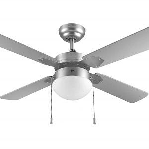 ventilador de techo con luz cecotec