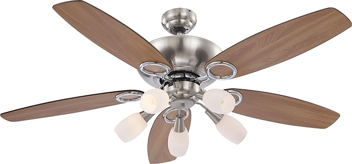 GLOBO jerry 130 ventilador con luz