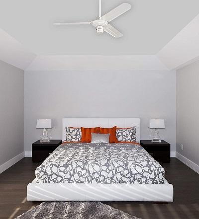 Westinghouse Ceiling Fans Industrial diseño en dormitorio