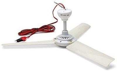 motor de corriente continua ventilador de techo